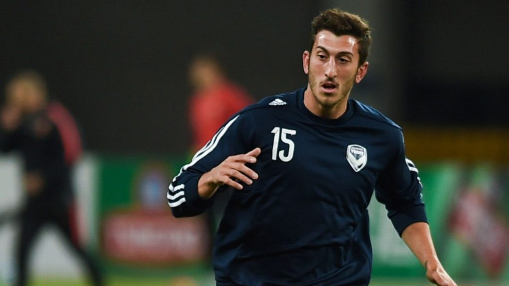 f3e1d5277 Giancarlo Gallifuoco joins the Western Sydney Wanderers